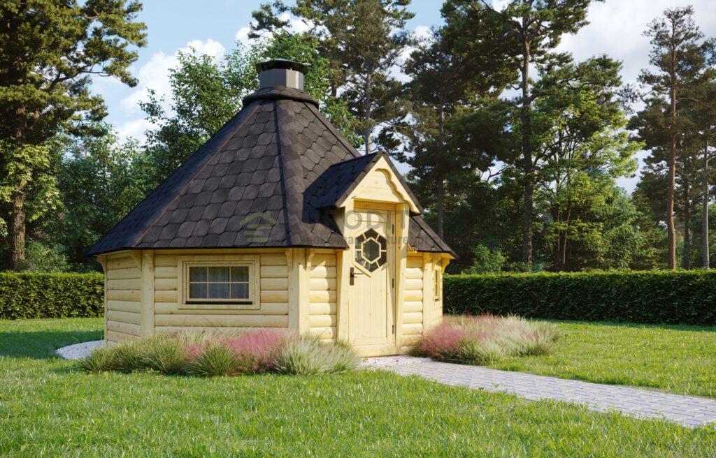 BBQ Hut Cordial 1 – 14.9m2