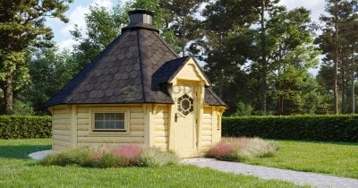 BBQ Hut Cordial 1 - 14.9m2