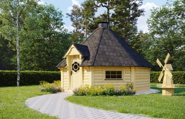 BBQ Hut Cordial 2 - 16.5m2