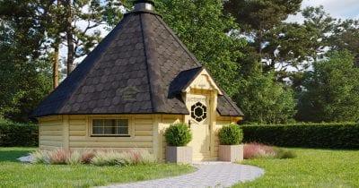BBQ Hut Cordial 3 – 25m2
