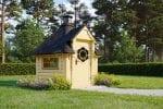 BBQ Hut 4,5 m²