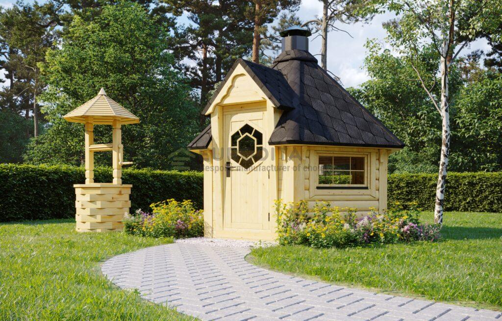 BBQ Hut Fairy – 4.5m2