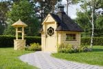 BBQ Hut {4,5 m²}