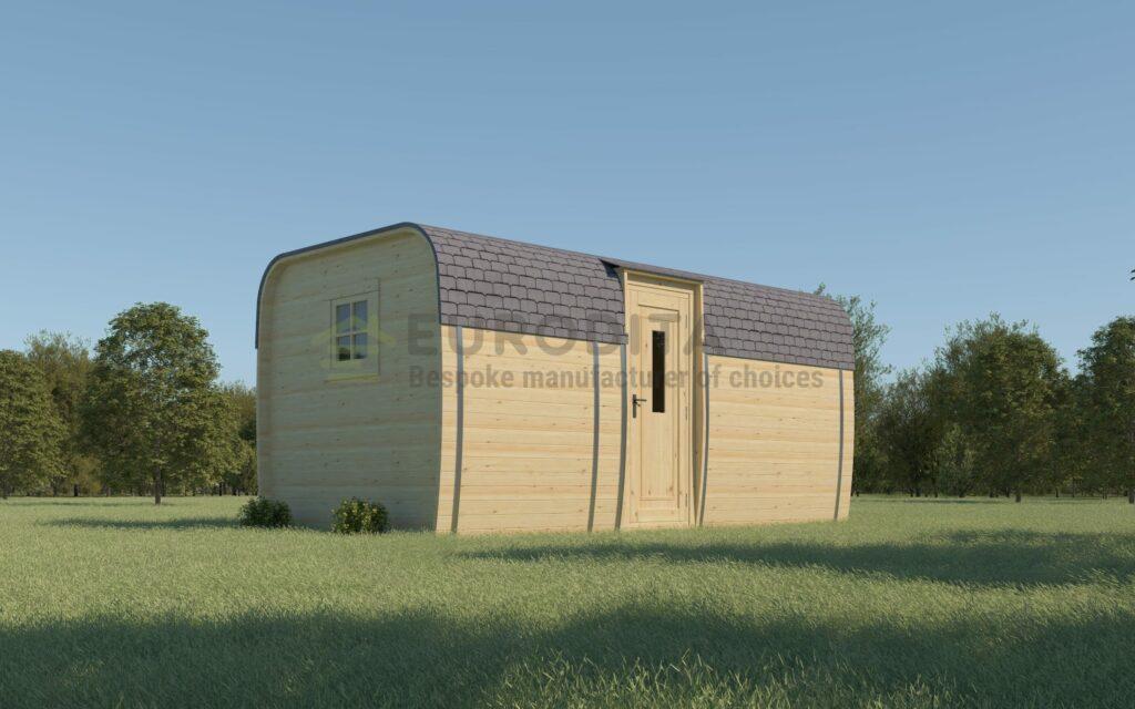 Camping Bus 2.4×4.8m – Siesta 1