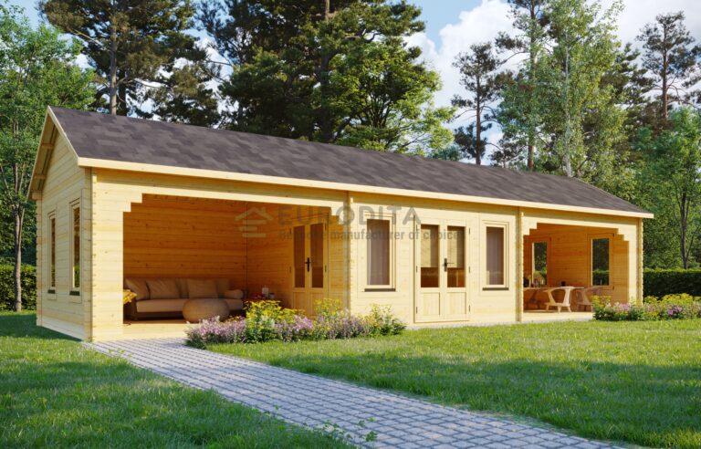 Bespoke Log Cabin Aurora