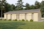 Glulam Log Cabins Fairhouse