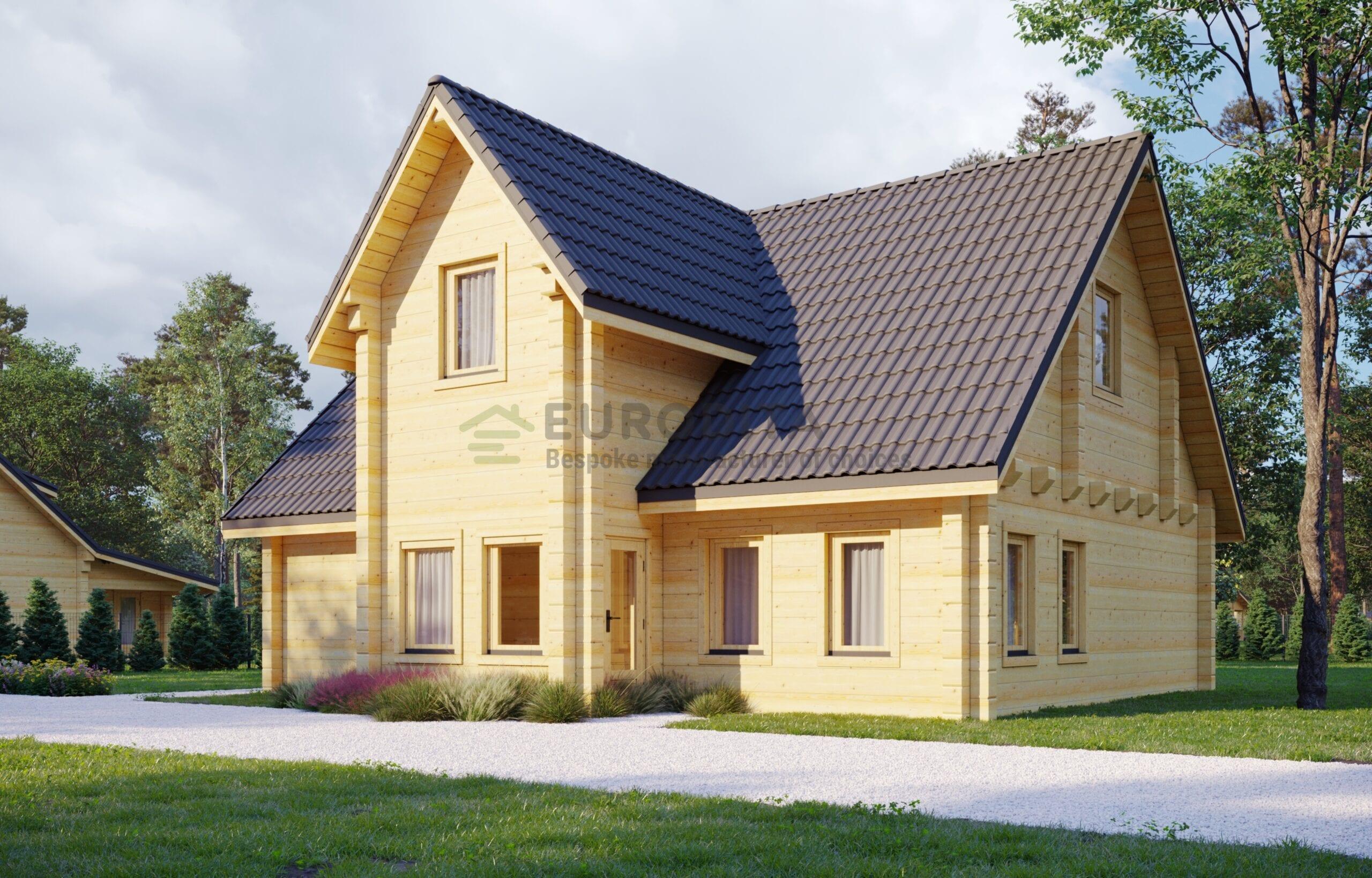 namai šiaurės roma)