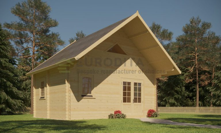 Log Cabin Euro 45/18 - Sofi
