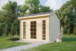 Log shed 3.0×2.5m