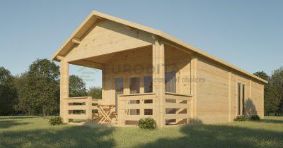 Bespoke Log Cabin 0214
