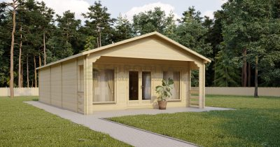 Bespoke Log Cabin Eamon
