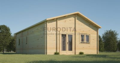 Bespoke Log Cabin Nordland