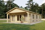 Made to measure Log Cabins Eamon