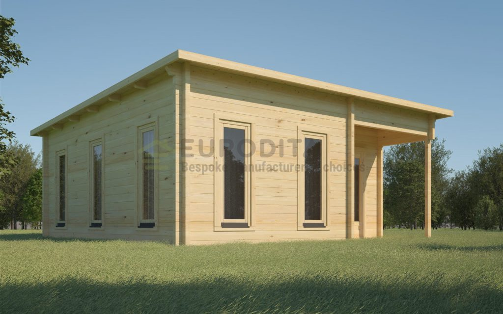 Bespoke Log Cabin Borean