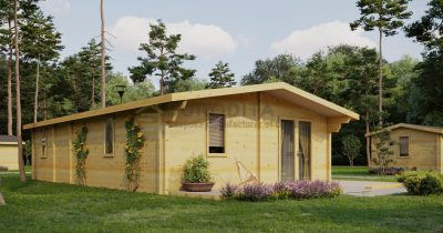 Mobile Home Great Ouse 1Chambre