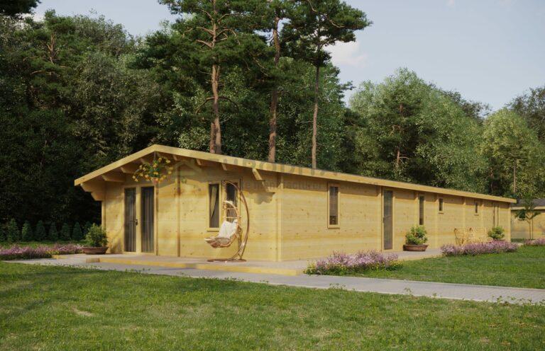 Mobilus namas Severn 3miegamieji