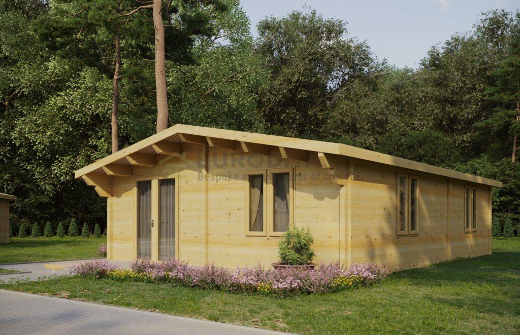Mobilus namas Spey 1 miegamasis