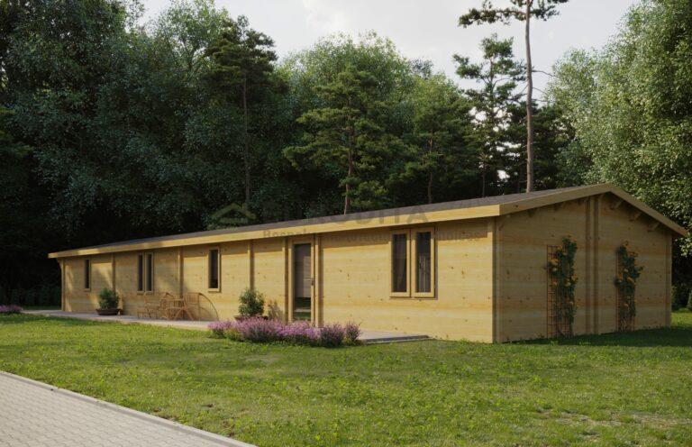 Casa móvil Thames 4 dormitorios