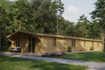 Casa móvil Támesis sitio de 4 dormitorios