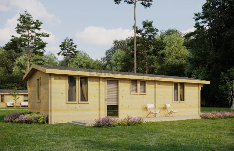 Mobile Home Trent 1Chambre