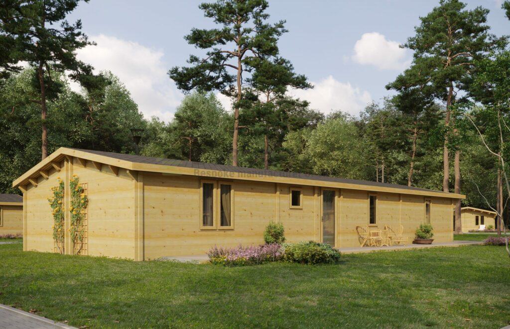 Mobile Home Nene 3Bedroom