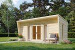 Modern Garden Rooms 5x3m