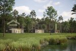 Modular Log Homes Ullswater 63m2