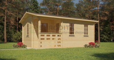 Standard Garden Office [4.2x3m]