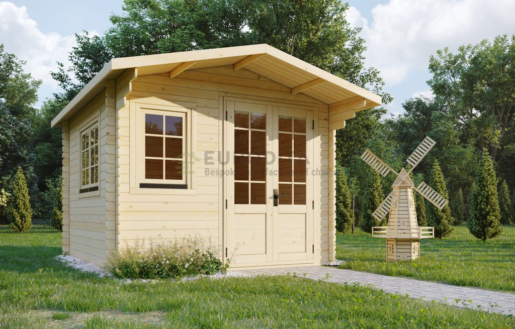 Standard Log Cabin Ringwood