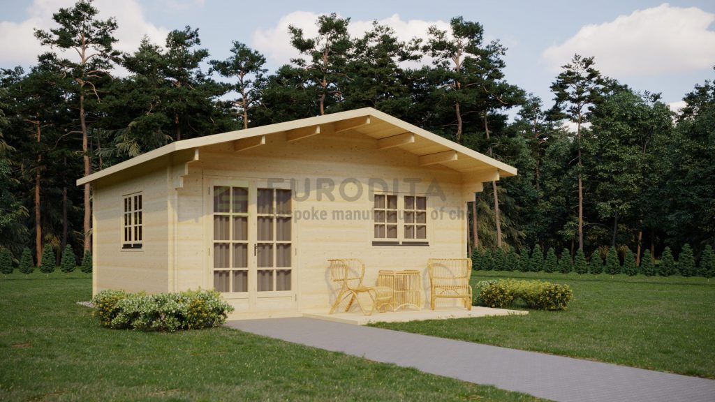 Standard Log Cabin Head office