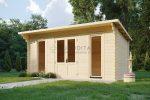 Standard Log Cabins Dorchester