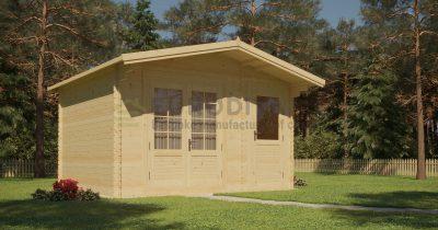 Standard Log Cabin Freemount