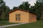Standard Log Cabins Sandra