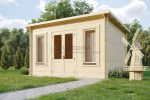 Standard Log Cabins Zante