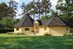 Twin BBQ Hut 16.5m+9.2m2