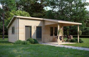 cabine di legno su misura