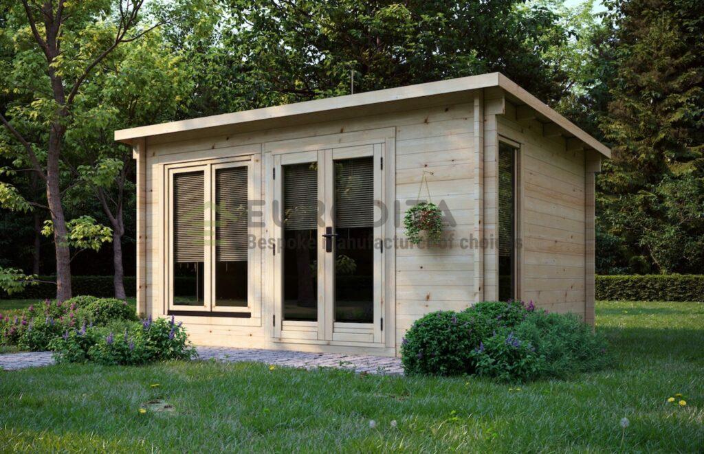 Bespoke Log Cabin Claudia