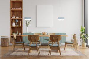 Tendencias de diseño interior y cabañas de madera laminada