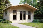 Log Cabin Sunray by Eurodita