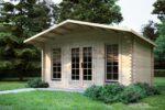 Log Cabin Sunray from Eurodita