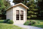 Casetta di legno Newenden eurodita